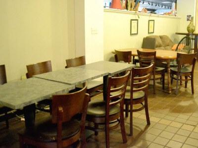 英会話カフェに初心者が一人で行く
