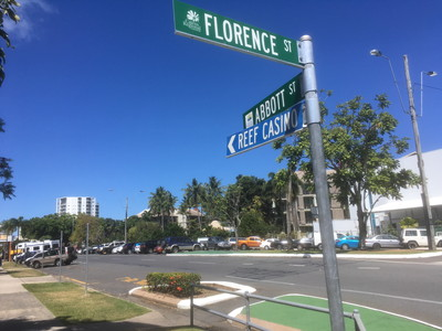 フローレンスストリート
