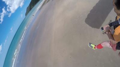 ケアンズでスカイダイビング
