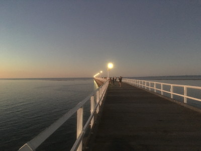 ウランガン桟橋