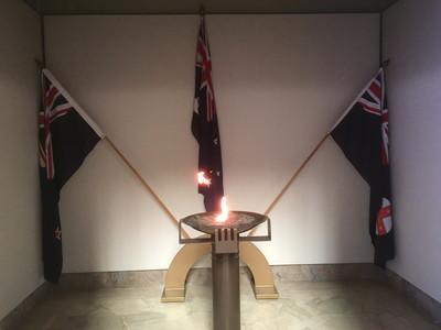 アンザック戦争記念館