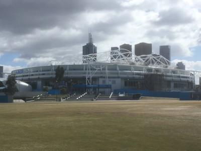 メルボルンパーク・テニスセンター