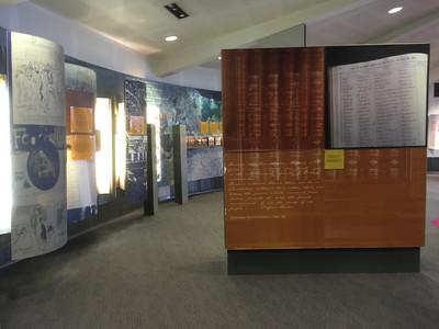 キャンベラの首都展示館