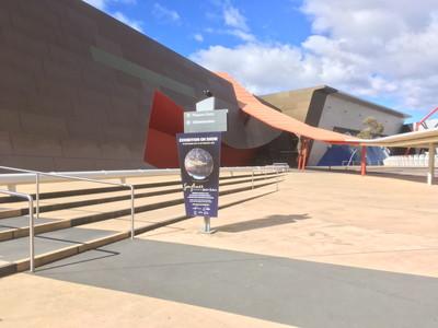 キャンベラの国立博物館