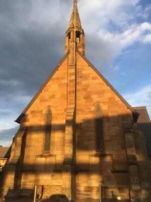 セントマイケルズ・アングリカン聖堂