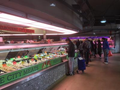 クイーンビクトリアマーケット