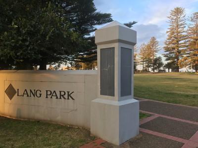 ウロンゴンのラングパーク
