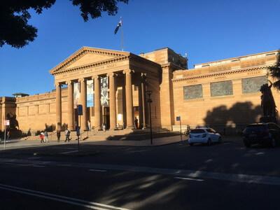 ニューサウスウェールズ州立美術館