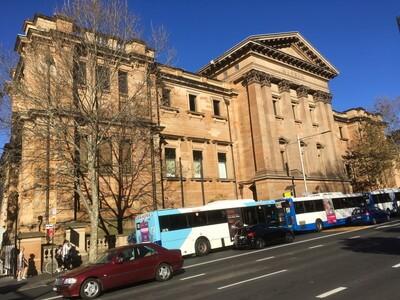 オーストラリア博物館