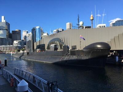 オーストラリア海洋博物館