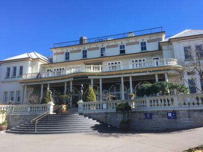 キャーリントンホテル