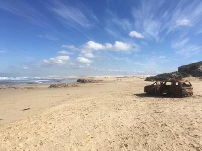 ストックトンビーチ