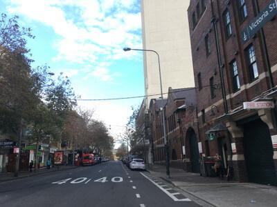 ビクトリアストリート
