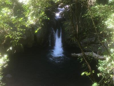 Yanbacoochie Falls