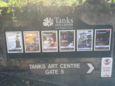 Tanks Art Center