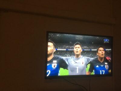 サッカーのワールドカップ予選