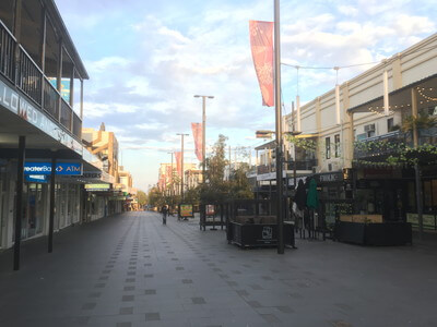クンブラストリート
