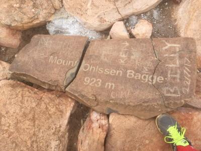 Mt.Ohissen Bagge