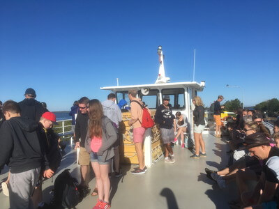 フレイザー島の日帰りツアー