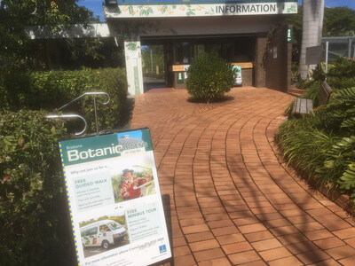 ブリスベンボタニック ガーデン・マウントクーサのインフォメーション
