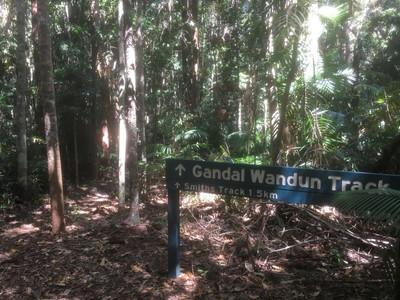 Gandal Wandun Track