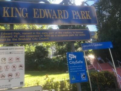 キングエドワードパーク