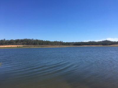 ティナルー湖