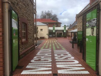 移民博物館