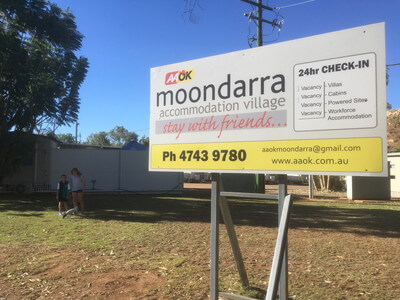 AAOK Moondarra Accommodation Village