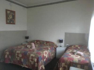 マウントガンビアのモーテル