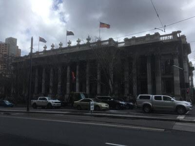 南オーストラリア州議事堂