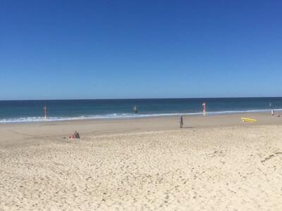 ペリージャンビーチ