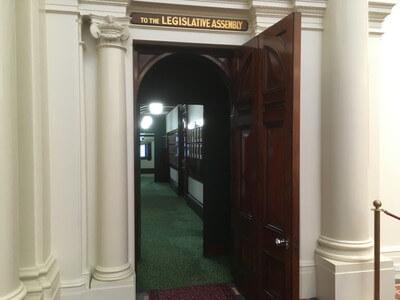 ビクトリア州議事堂の立法議会