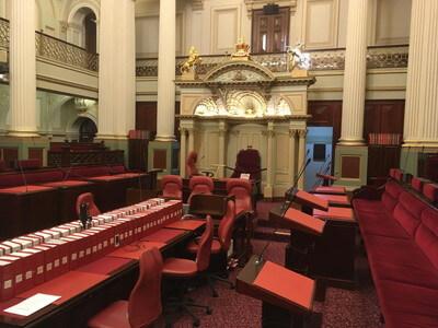 ビクトリア州議事堂の上院