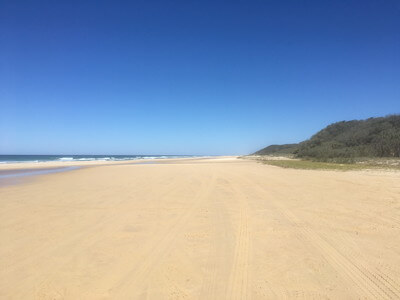 75マイルビーチ