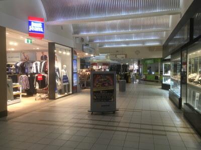アリススプリングスのショッピングモール