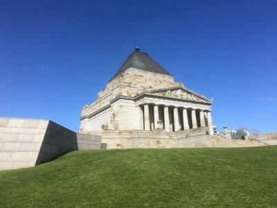 戦争慰霊館
