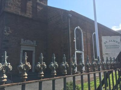 セントジェイムズ・オールド寺院