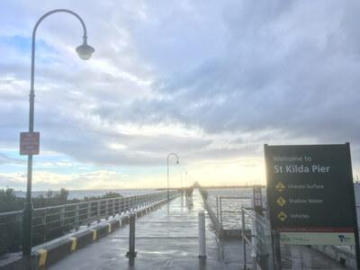 セントキルダ桟橋