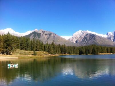 ジョンソン湖