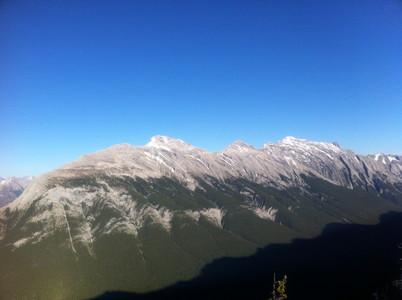 カスケード山