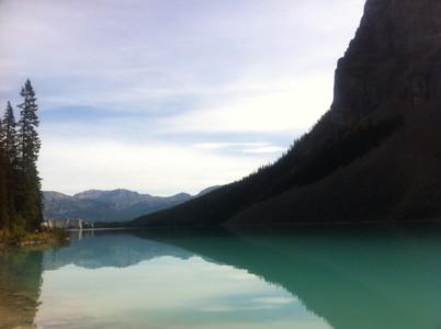 ルイーズ湖