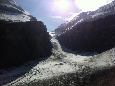 ビクトリア氷河