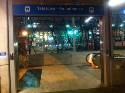 Yeletown-Roundhouse駅