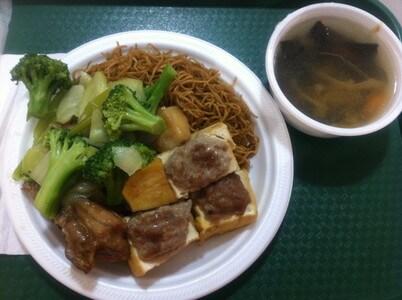 バンクーバーの中華料理