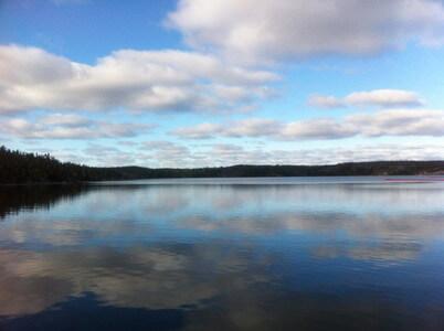 フレーム湖