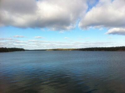 ジャックフィッシュ湖