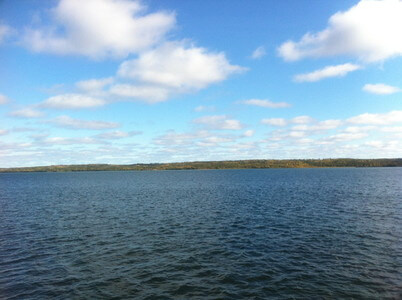グレイトスレイブ湖