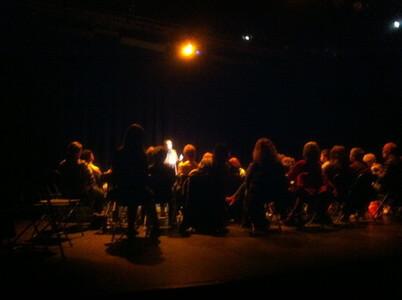イエローナイフのミュージックコンサート