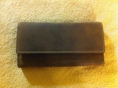 バッファローの財布